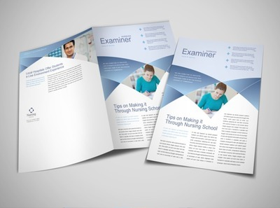 nursing-education-training-newsletter-template