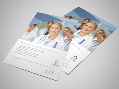 nursing-education-training-flyer-template