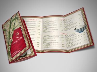 japanese-food-services-brochure-template