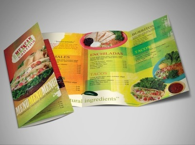 mexican-food-services-brochure-template