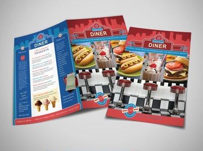 american-diner-restaurant-brochure-template