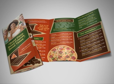 pizza-restaurant-brochure-template