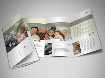 car-vehicle-life-insurance-brochure-template