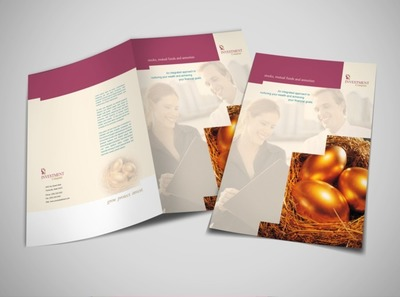 investment-management-firm-brochure-template