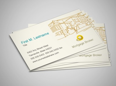 mortgage-lending-business-card-template