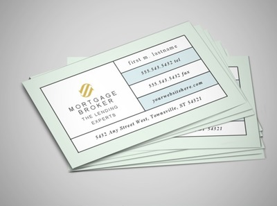 real-estate-lending-business-card-template