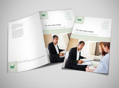 corporate-tax-accountant-brochure-template