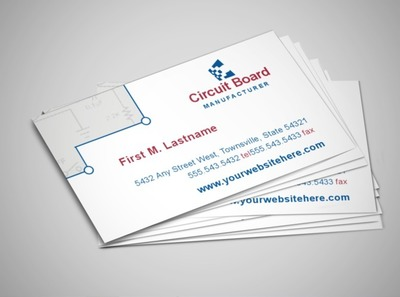 electronics-manufacturing-business-card-template