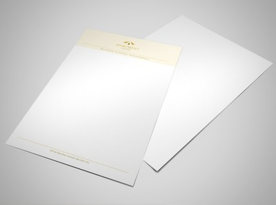 apartment-management-letterhead-template