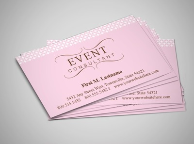 wedding-planner-business-card-template