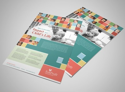 non-profit-childrens-organization-flyer-template