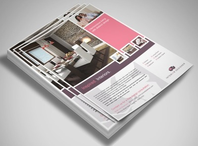 interior-home-decorating-flyer-template