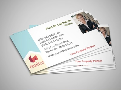 home-real-estate-business-card-template