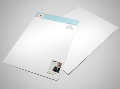 home-real-estate-letterhead-template