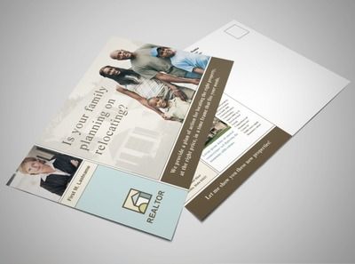 homes-for-sale-postcard-template