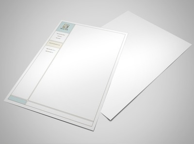 homes-for-sale-letterhead-template