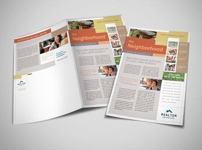 realtor-association-agency-newsletter-template