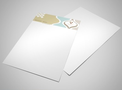 wedding-store-letterhead-template
