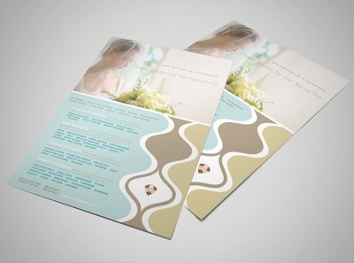 wedding-store-flyer-template