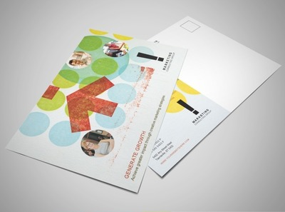 promotional-and-marketing-consultant-postcard-template