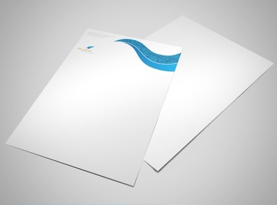swimming-pool-maintenance-letterhead-template