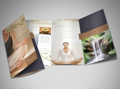 natural-organic-health-center-brochure-template