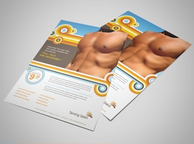tanning-salon-services-flyer-template