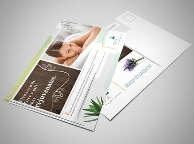 natural-massage-and-spa-postcard-template