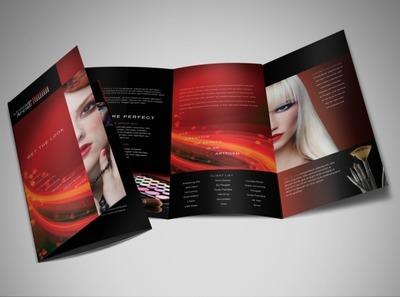 makeup-and-cosmetics-brochure-template