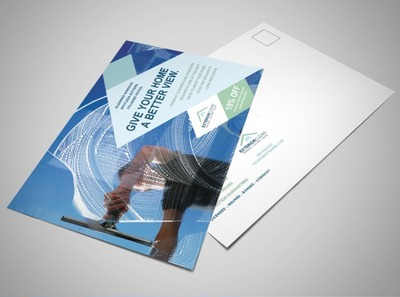 window-washing-and-cleaning-postcard-template
