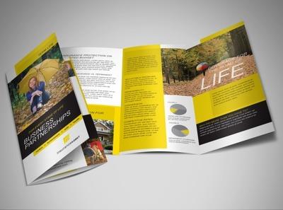 licensed-insurance-agent-tri-fold-brochure-template