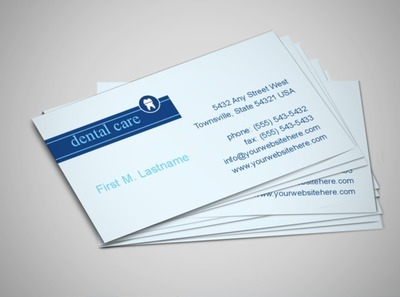 dental-care-services-business-card-template