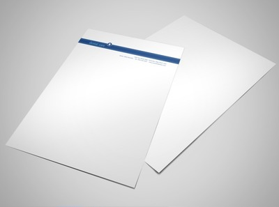 dental-care-services-letterhead-template