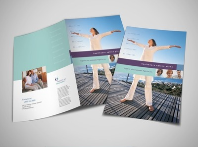 health-insurance-company-brochure-template