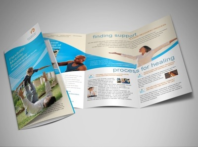 physical-therapy-facility-brochure-template