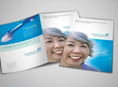 professional-dental-care-brochure-template