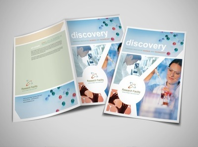clinical-and-medical-research-brochure-template