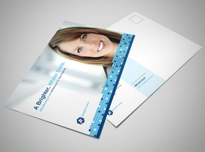 general-dentistry-office-postcard-template