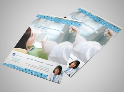 general-dentistry-office-flyer-template