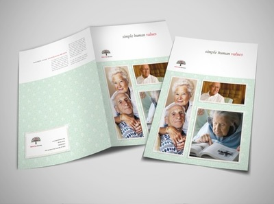 elderly-patient-care-brochure-template