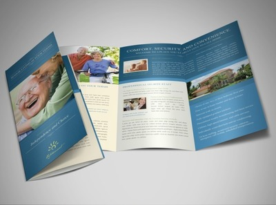 elderly-living-facility-brochure-template