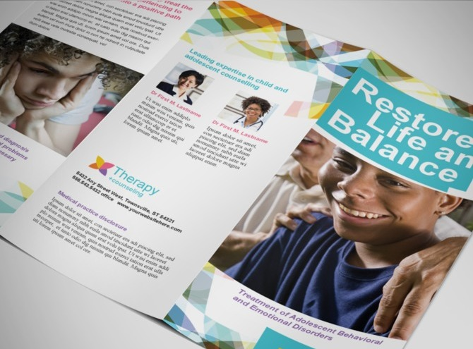 youth-counseling-brochure-template