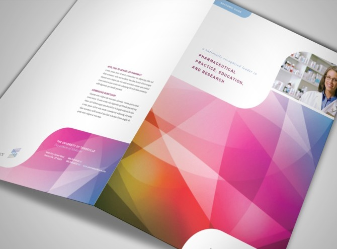 Document moved for Pharmacy brochure template