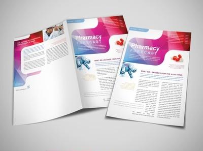 pharmacy-education-newsletter-template