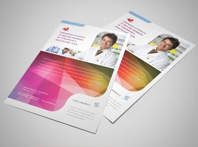 pharmacy-education-flyer-template