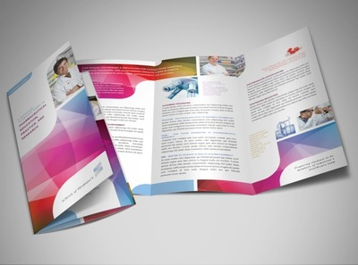 pharmaceutical-education-brochure-template