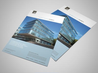 architect-and-design-firm-flyer-template