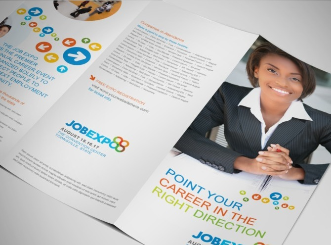 career brochure template - free career fair flyer template party invitations ideas