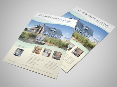 beach-front-property-flyer-template