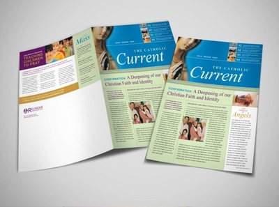 catholic-school-newsletter-template